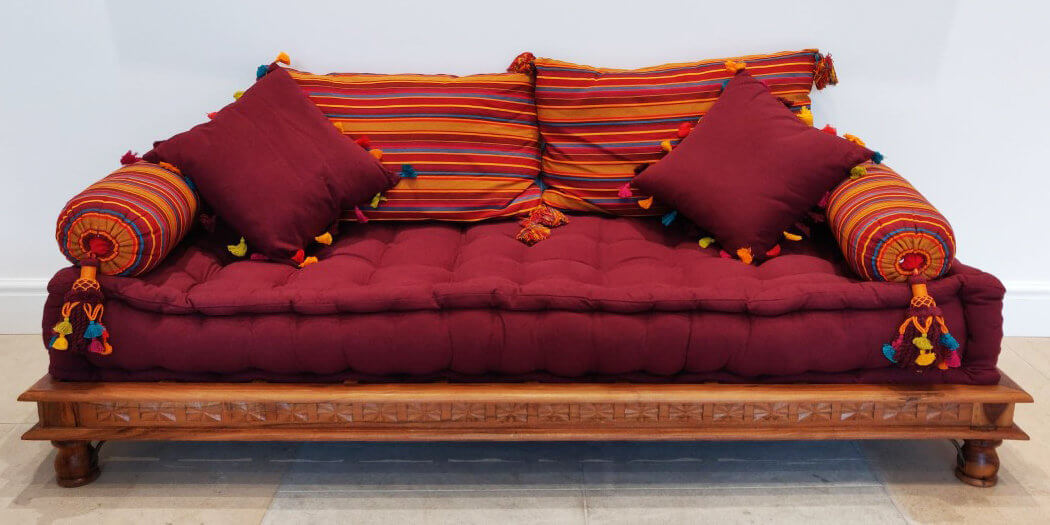 Indian Day Bed
